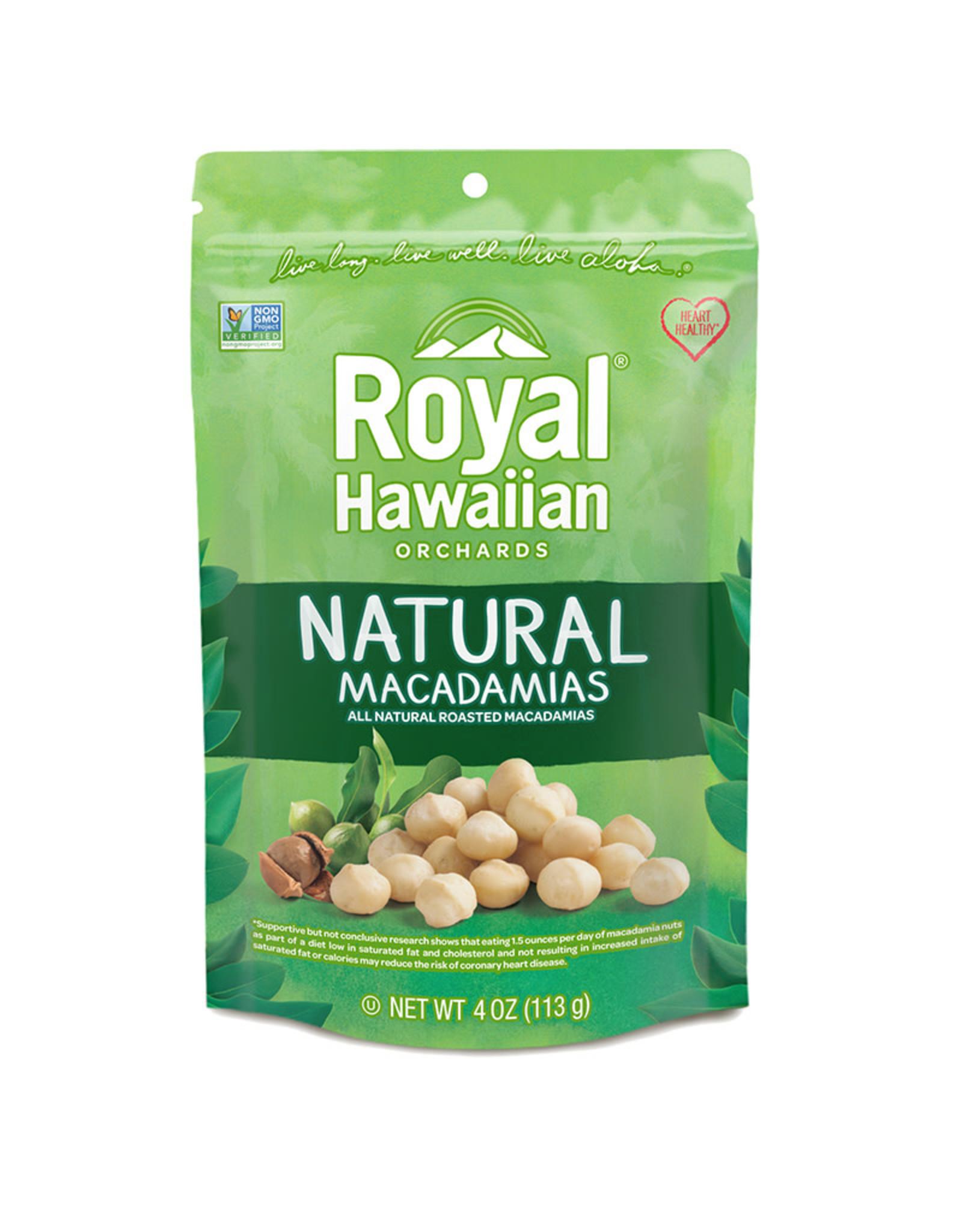 Royal Hawaiian Royal Hawaiian - Noix de Macadam, Naturel (113g)