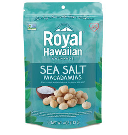 Royal Hawaiian Royal Hawaiian - Noix de Macadam, Sel de Mer (113g)