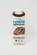 Rumble Rumble - Boisson Protéinée, Cacao Hollandais (330ml)