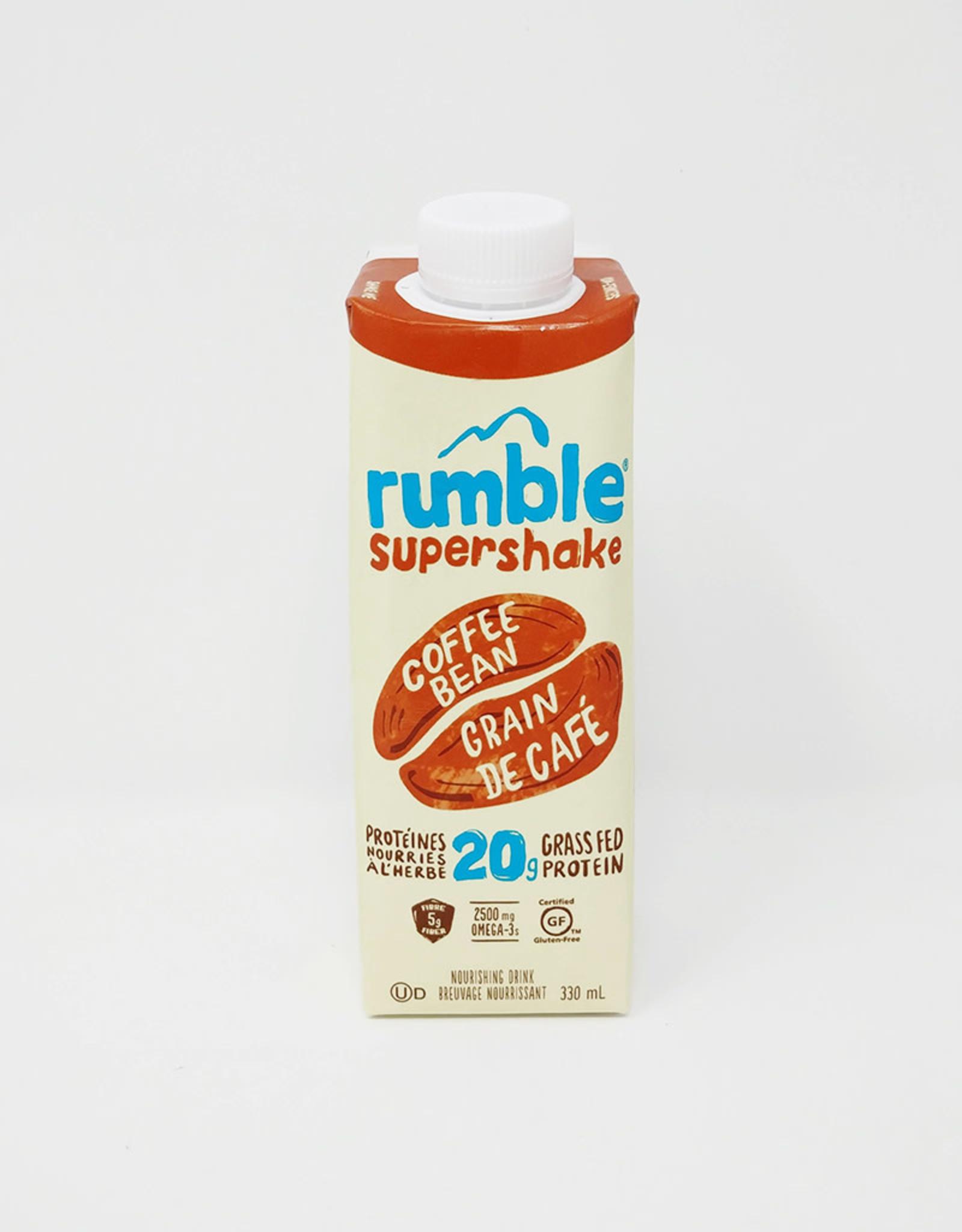 Rumble Rumble - Boisson Protéinée, Grain de Café (330ml)