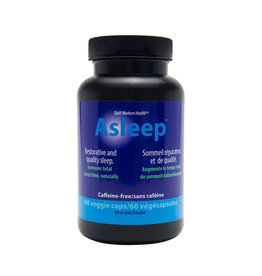 Shift Worker Health Shift Worker Health - Suppléments, Asleep (60cap)