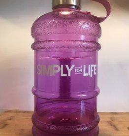 Simply For Life Simply For Life - Bouteille de Plastique (2.2L)