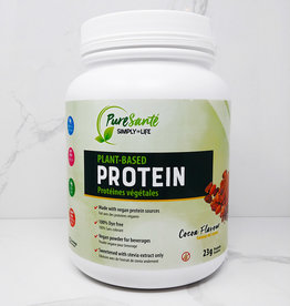 Simply For Life Simply For Life - Poudre de Protéines à Base de Plante, Cacao (850g)