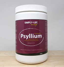 Simply For Life Simply For Life - Poudre de Psyllium, Nature (360g)