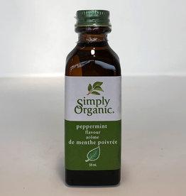 Simply Organic Simply Organic - Extrait, Menthe Poivrée (59ml)