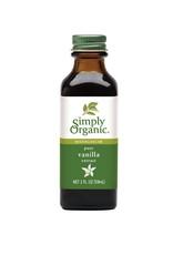 Simply Organic Simply Organic - Extrait, Vanille (59ml)