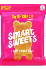 Smart Sweets Smart Sweets - Jujubes, Oursons Fruités (50g)