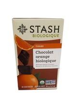Stash Tea Stash Tea - Tisane, Chocolat Orange (18schts)