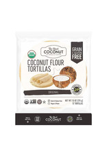 The Real Coconut The Real Coconut - Tortillas, Farine Noix de Coco (215g)