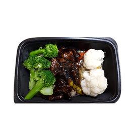 Tout Sous Un Même Chef Tout Sous Un Même Chef - Repas, Sauté de Porc Tériyaki Avec Féculent