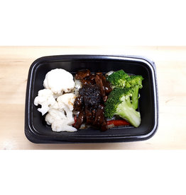 Tout Sous Un Même Chef Tout Sous Un Même Chef - Repas, Sauté de Porc Tériyaki Sans Féculent