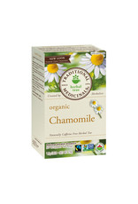 Traditional Medicinals Traditional Medicinals - Tisane Équitable, Camomille Bio (20un)