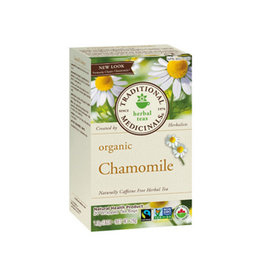 Traditional Medicinals Traditional Medicinals - Tisane Équitable, Camomille Bio (20un)