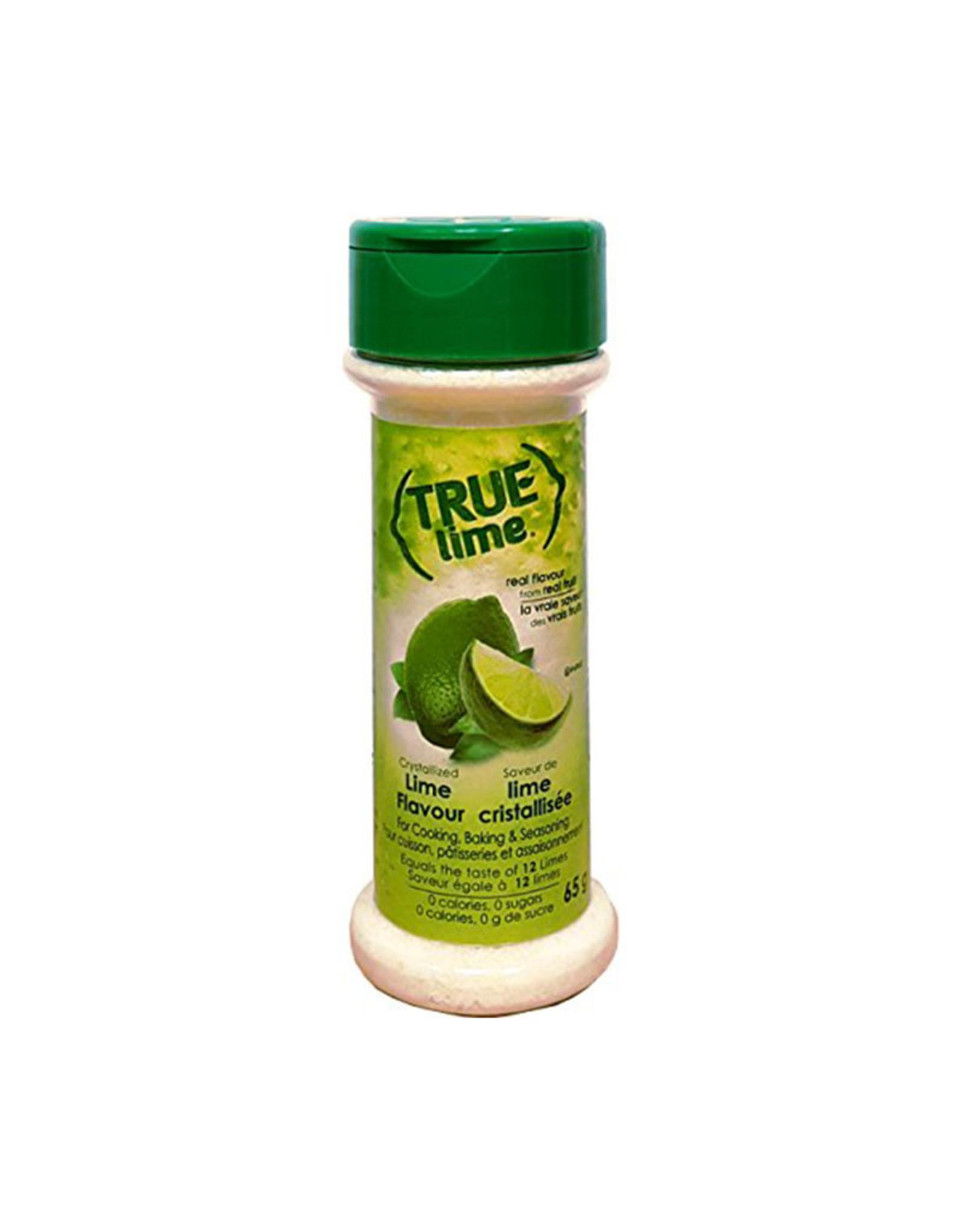 True Citrus True Citrus - Assaisonnement, True Lime (65g)