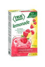 True Citrus True Citrus - True Lemon, Limonade aux Framboises (10pk)