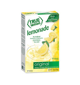 True Citrus True Citrus - True Lemon, Limonade Originale (10pk)