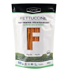 Zeroodle Zeroodle - Pâtes de Soja, Fettuccine (200g)