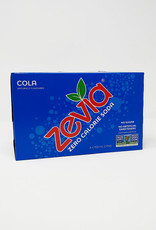 Zevia Zevia - Boisson Gazeuse, Cola (Paquet 6) (6x355ml)
