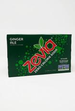 Zevia Zevia - Boisson Gazeuse, Ginger Ale (Paquet 6) (6x355ml)