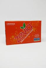 Zevia Zevia - Boisson Gazeuse, Orange (Paquet 6) (6x355ml)