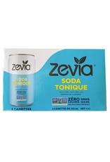 Zevia Zevia - Mixer, Soda Tonique (Paquet 6) (6x222ml)