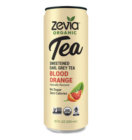 Zevia Zevia - Thé, Earl Grey à L'Orange Sanguine (355ml)