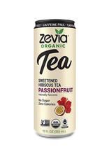 Zevia Zevia - Thé, Hibiscus au Fruit de la Passion (355ml)