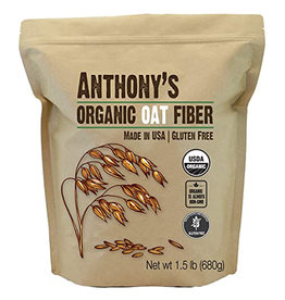 Anthonys Goods Anthonys Goods - Fibres d'Avoine (680g)