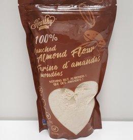 Hearthy Foods Hearthy Foods - Farine, Amande (340g)