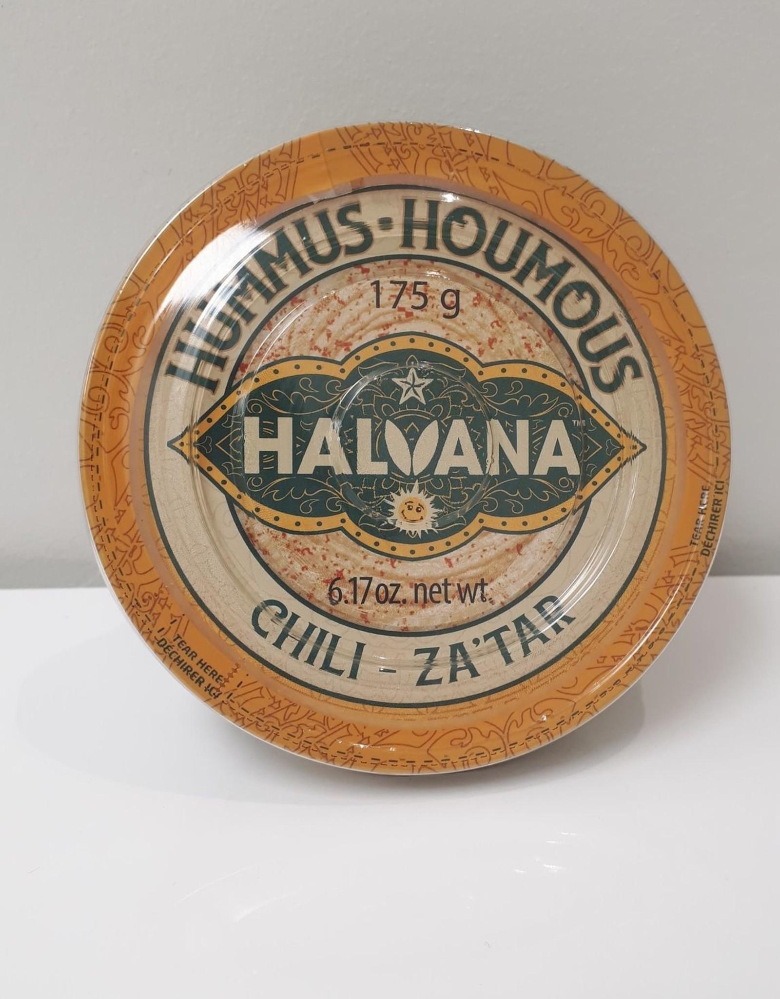 Halvana Halvana - Hummus, Chili Zatar (175g)