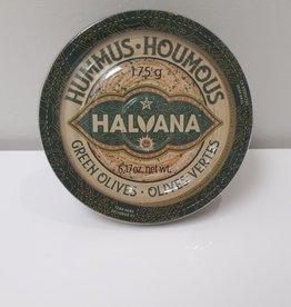 Halvana Halvana - Hummus, Olives Vertes (175g)