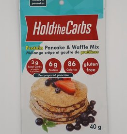 Hold The Carbs Hold The Carbs - Mélange à Gaufres aux Crêpes Protéiné (40g)
