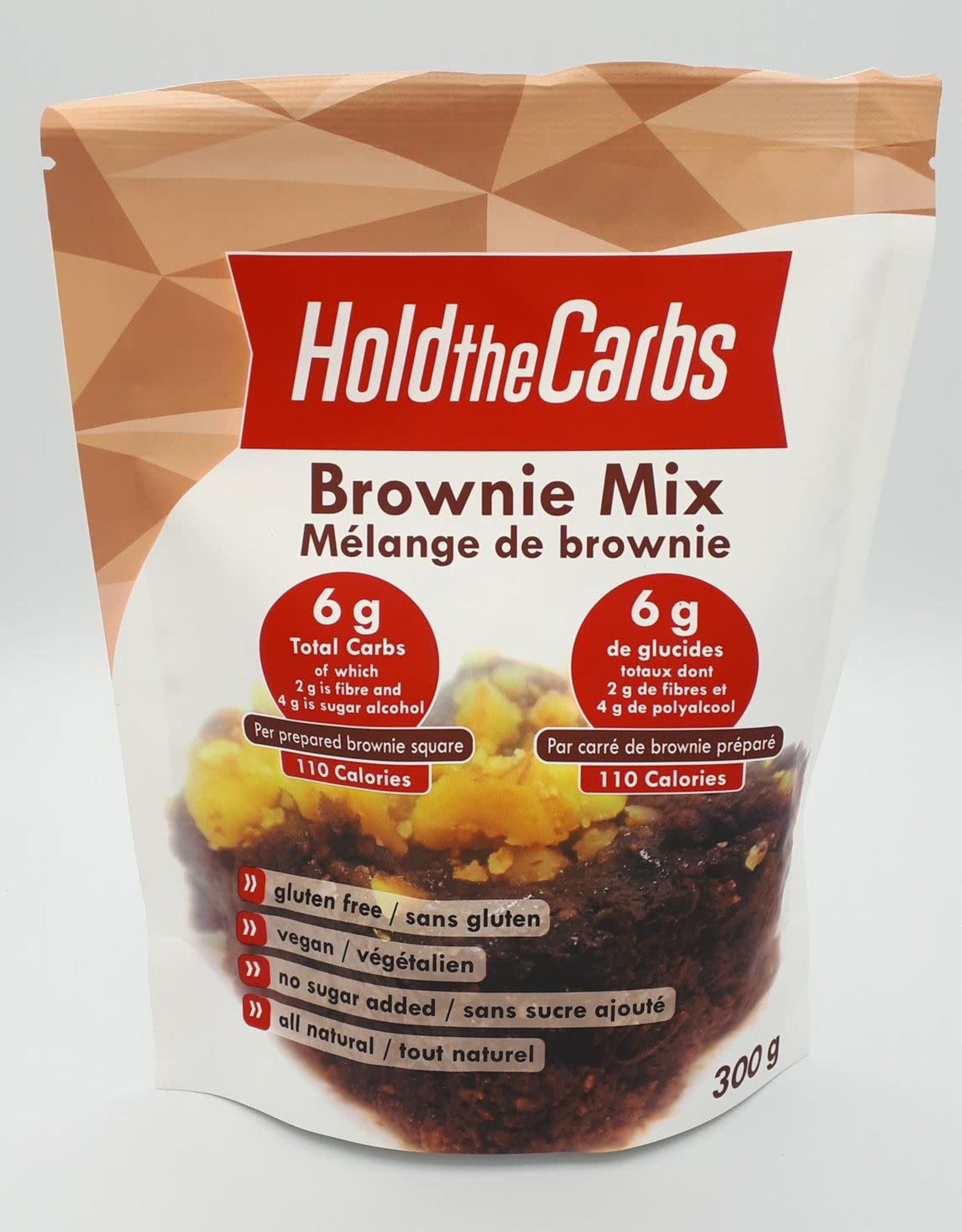 Hold The Carbs Hold The Carbs - Mélange Pour Brownies (300g)