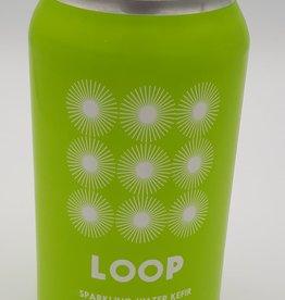 Loop Loop - Kéfir d'Eau, Gingembre, Citron et Plantes Boréales (355ml)