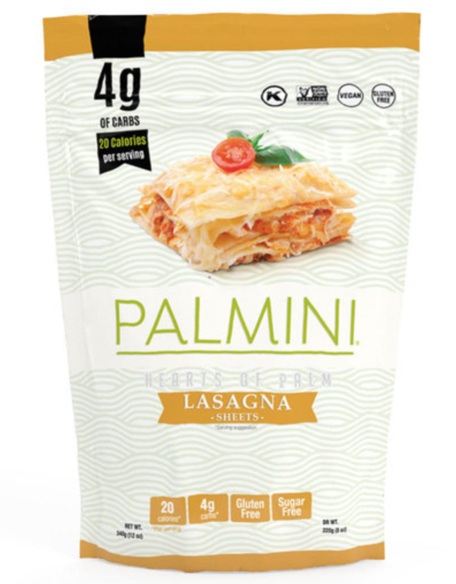 Palmini Palmini - Pâtes de Coeur de Palmier, Lasagne (340g)