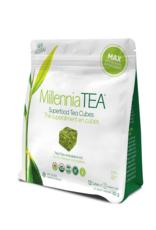Millennia Tea Millennia Tea - Thé En Cube Congelé Frais, Vert (162g)
