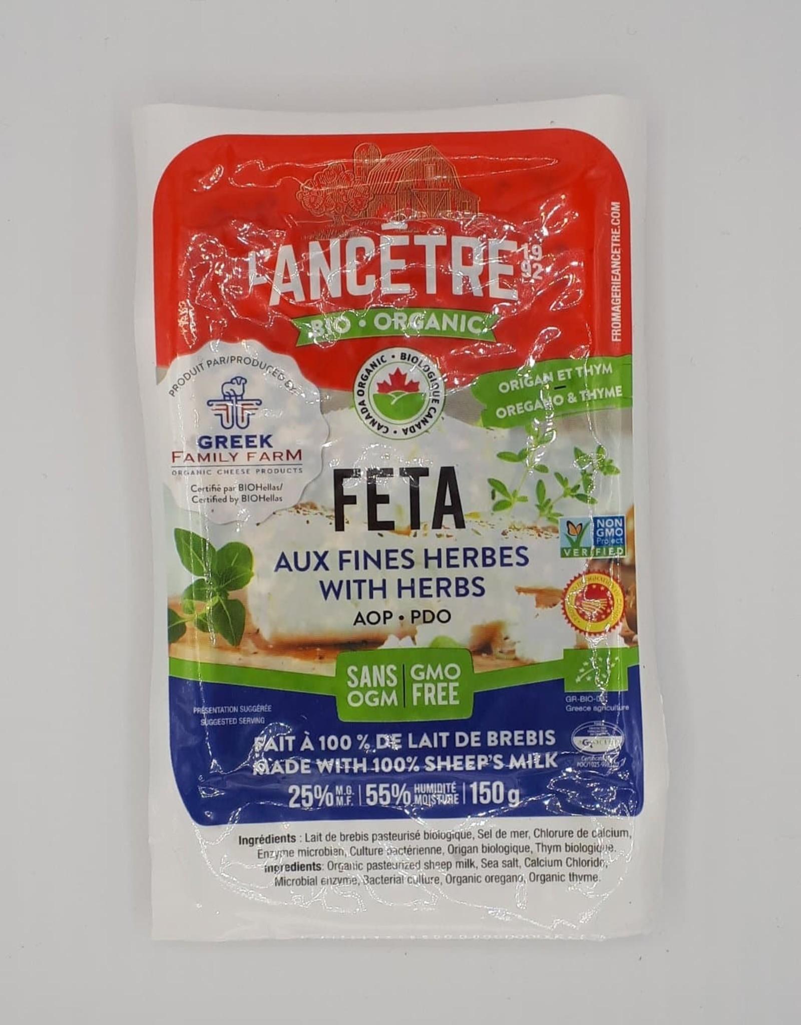 L'Ancêtre L'Ancêtre - Fromage Feta, Fines Herbes (150g)