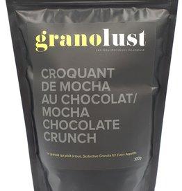 Granolust Granolust - Granola, Chocolat et Mocha (300g)