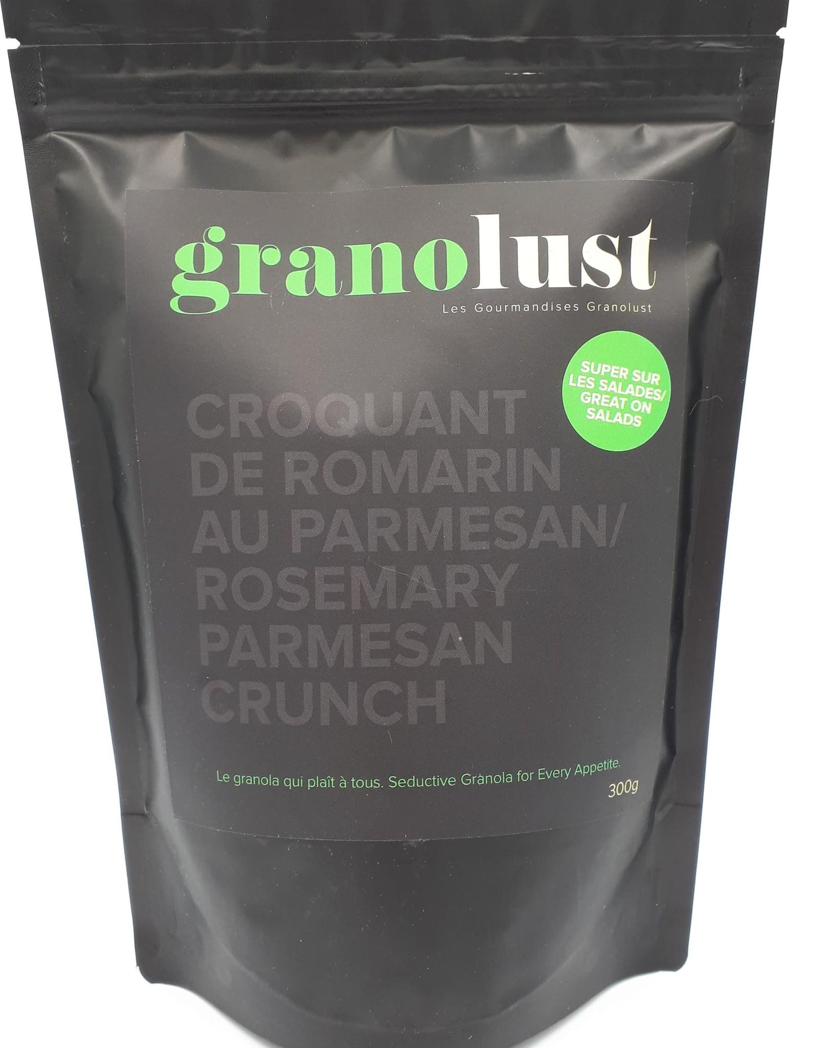 Granolust Granolust - Granola, Romarin et Parmesan (300g)