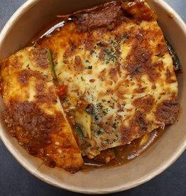 Tout Sous Un Même Chef Tout Sous Un Même Chef - Repas, Lasagne à la Courgette