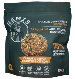 Rémis Rémis - Craquelins, Carotte et Citron (84g)