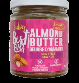 Julia's Best Ever Julia'S Best Ever - Beurre d'Amandes, Dattes et Amande (255g)