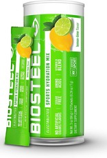 BioSteel Biosteel - Boisson Sportive - Électrolytes, Citron et Lime (12x7g)