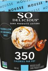 So Delicious So Delicious - Mousse Glacée, Caramel Salé (500ml)