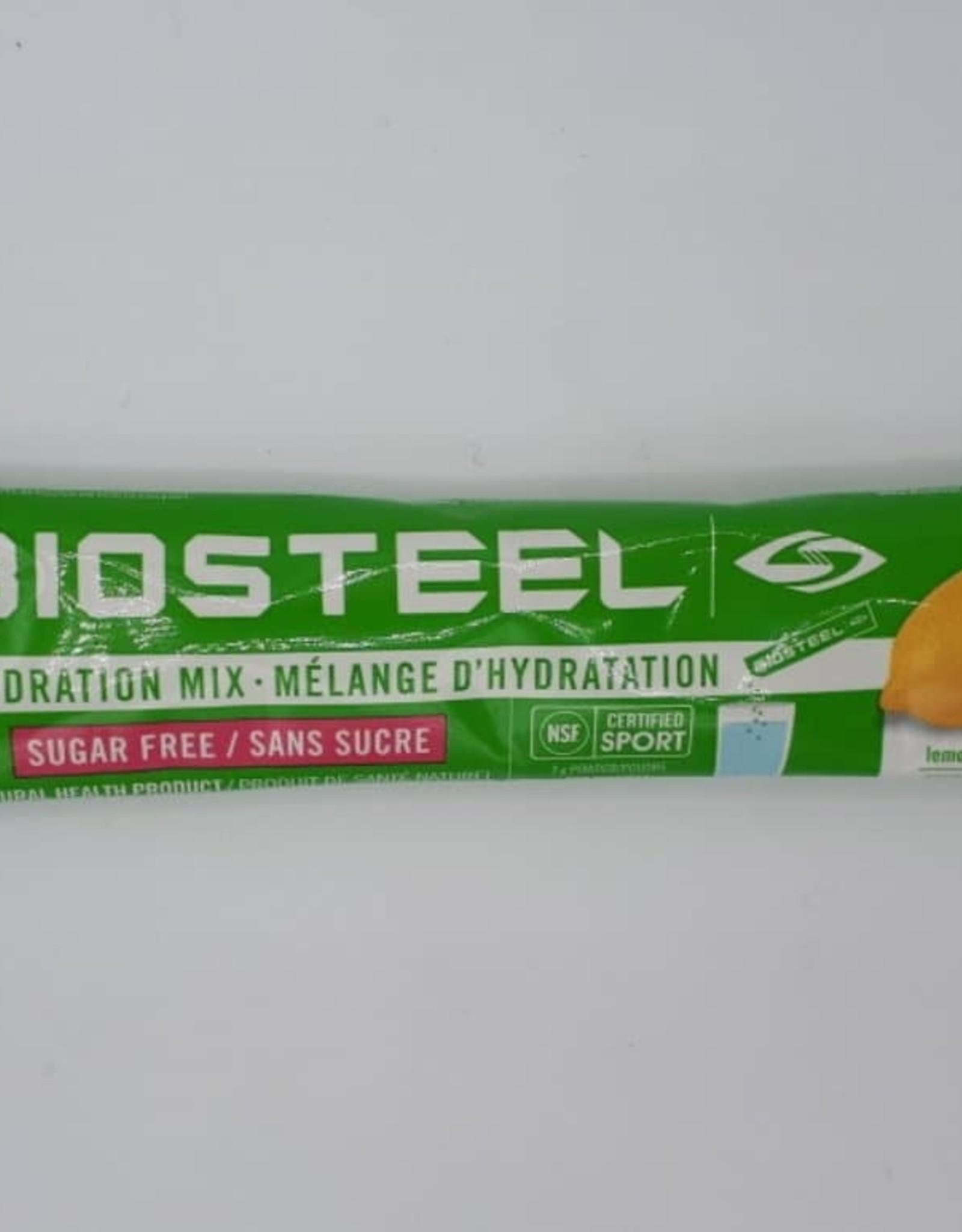 BioSteel Biosteel - Boisson Sportive - Électrolytes, Citron-Lime (7g)