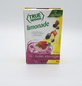 True Citrus True Citrus - True Lemon, Limonade aux Petits Fruits (10sct)