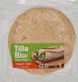 Tilla Bio Tilla Bio - Tortillas, Épeautre (384g)