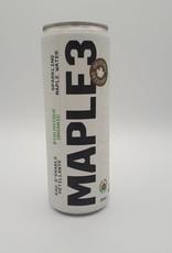 Maple 3 Maple 3 - Eau d'Érable Pétillante, Régulier (355ml)