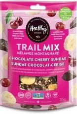 Healthy Crunch Healthy Crunch - Mélange Montagnard, Cerise et Chocolat (225g)
