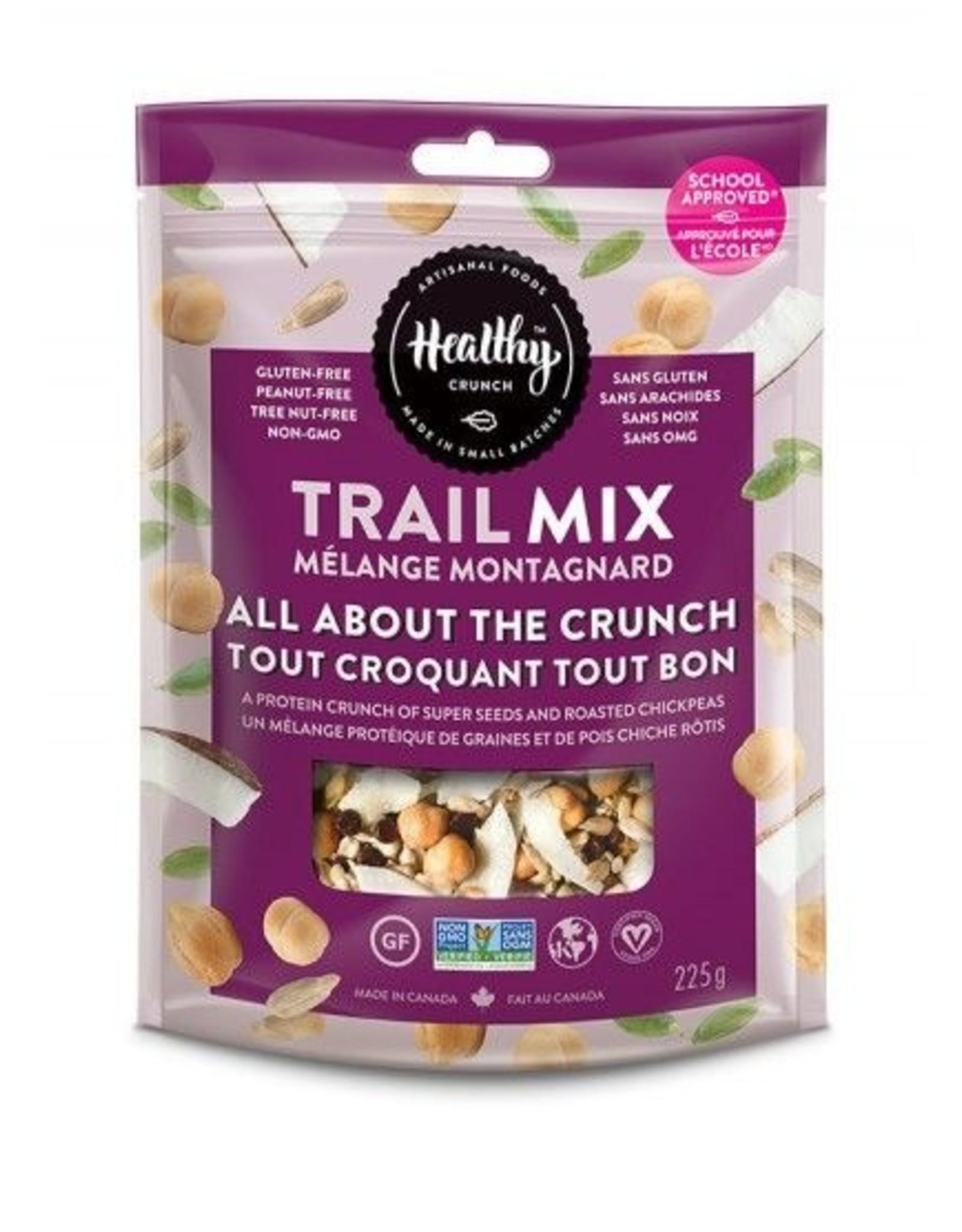 Healthy Crunch Healthy Crunch - Mélange Montagnard, Graines et Pois Chiches (225g)